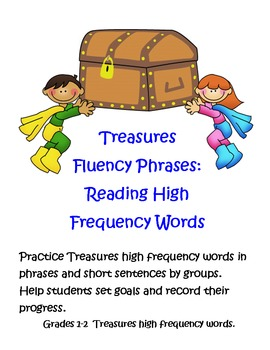Treasures Fluency Phrases
