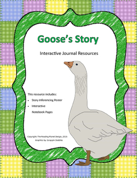 Treasures - Goose's Story (Interactive Journal and Posters)