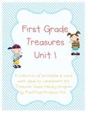 Treasures Grade 1 Unit 1 Supplementary Printables
