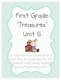Treasures Grade 1 Unit 5 Supplementary Printables
