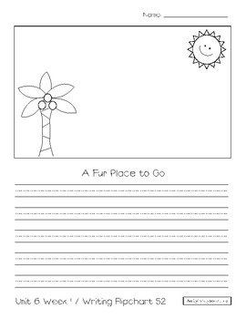 Treasures Grade 1 Unit 6 Supplementary Printables