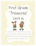 Treasures Grade 1 Unit 6 Supplementary Printables