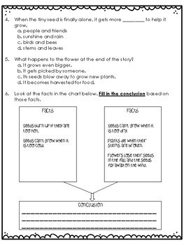 Treasures Grade 2 Unit 2 Comprehension Quick Quizzes
