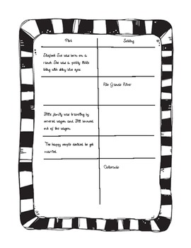 Treasures Grade 5, Unit 1 small group activities for 5 weeks of unit-15 books