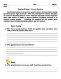 Spirit of the Endurance Generating Questions Sheet