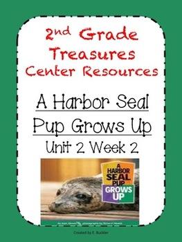 Treasures Harbor Seal Pup Center Resources