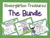 Treasures Kindergarten:  The Bundle!