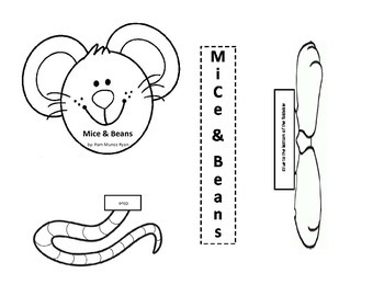 Treasures - Mice and Beans (Interactive Journal and Posters)
