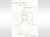 Treasures Of The Heart II Sketch E-Book and Printouts