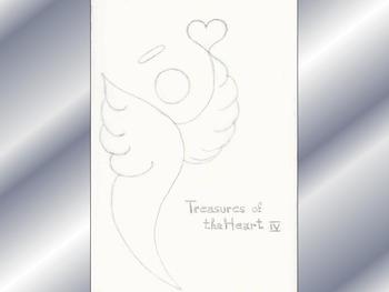 Treasures Of The Heart IV Sketch EBook & Printouts