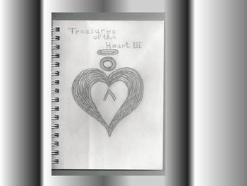 Treasures Of The Heart lll Sketch EBook & Printouts