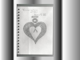 Treasures Of The Heart III Sketch EBook & Printouts
