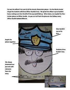 Treasures - Officer Buckle and Gloria (Interactive Journal and Posters)