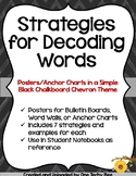 Decoding Strategies for Meanings of Unknown Words - Chalkb