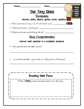 Treasures Reading Assessments for Second Grade