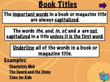 Treasures Reading- Author: A True Story Unit 2 Week 5 Flipchart Third Grade