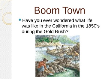"""Treasures Reading - """"Boom Town"""" - Vocabulary and Spelling"""