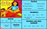 Treasures Reading- My Very Own Room Unit 4 Week 5 Flipchart Third Grade