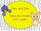 Treasures Reading Resources Unit 1