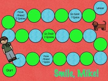 Treasures Reading Resources Unit 3, Week 4 (Smile, Mike!)