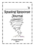 Treasures Reading Response Journal Unit 4