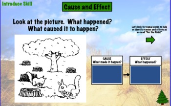 Treasures Reading- Saving the Sand Dunes Unit 3 Week 3 Flipchart Third Grade