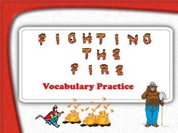 Treasures Reading Series  – Vocabulary PowerPoints Grade 2 Unit 1