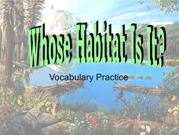 Treasures Reading Series  – Vocabulary PowerPoints Grade 3 Unit 1
