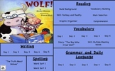Treasures Reading- Wolf! Unit 2 Week 2 Flipchart Third Grade