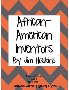 Treasures Resources 2007-African American Inventors-Grade 2, Unit 6, Week 4