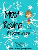 Treasures Resources 2007-Meet Rosina-Grade 2, Unit 1, Week 4