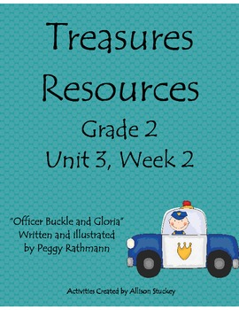 Treasures Resources 2007-Officer Buckle and Gloria-Grade 2 Unit 3 Week 2