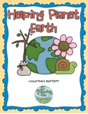 "Treasures Resources for ""A Way to Help Planet Earth"""
