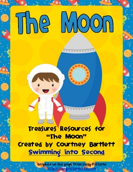 """Treasures Resources for """"The Moon"""""""