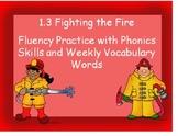 Treasures Second Grade 1.3 Fighting the Fire Fluency