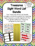 Treasures Sight Word List Bundle