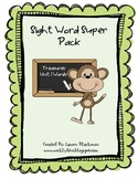 Treasures Sight Word Super Pack Unit 1