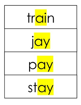 Treasures Spelling Words and Patterns (Unit 2)