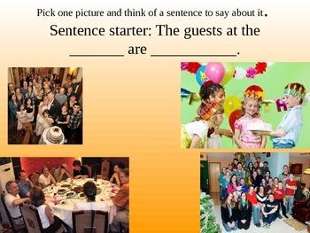 Treasures Stone Soup Vocabulary PowerPoint