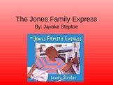 Treasures The Jones Family Express Vocabulary PowerPoint