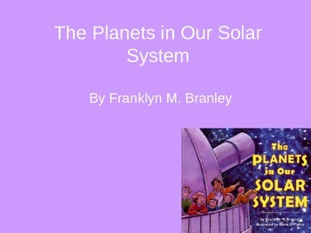 Treasures The Planets in Our Solar System