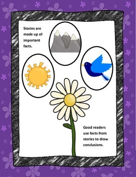 Treasures - The Tiny Seed (Interactive Journal and Posters)