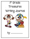 Treasures Theme Writing Journal - 1st Grade