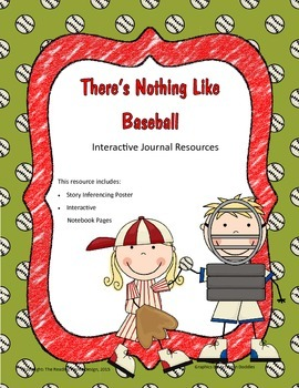 Treasures - There's Nothing Like Baseball (Interactive Journal and Posters)
