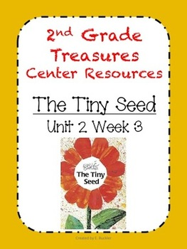 Treasures Tiny Seed Center Resources
