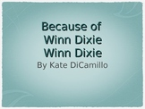 Treasures Unit 1 reading - Because of Winn Dixie