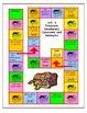 Treasures Unit 2 Vocabulary Board Game