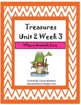 Treasures Unit 2 Week 3