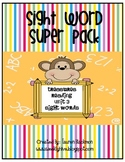 Treasures Unit 3 Sight Word Super Pack