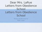 Treasures Unit 3 reading - Dear Mrs. La Rue